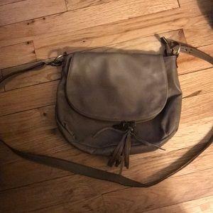 Handbags - Genuine leather Italian cross body satchel